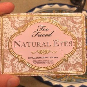 Too Faced Natural Eyes Palate